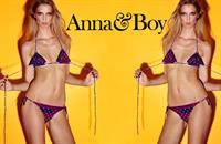 Ewa Budka in a bikini