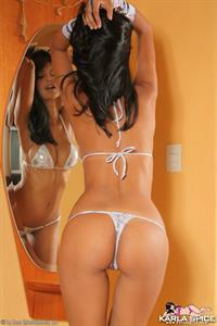 Karla Spice in a bikini - ass