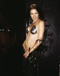 Shawnee Smith in a bikini