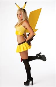 Jessica Nigri as Pikachu