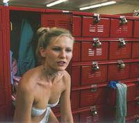 Kirsten Dunst in lingerie