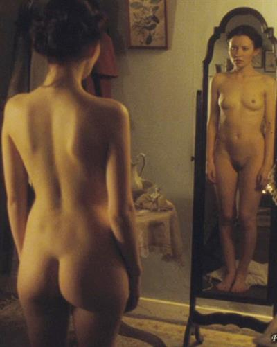 Emily Browning - breasts