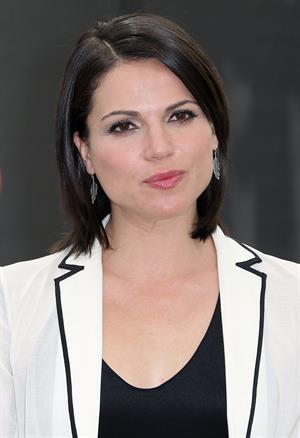 Lana Parrilla -  Once Upon A Time  Photocall during 52nd Monte Carlo TV Festival in Monaco (June 12, 2012)