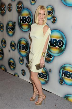 Alice Eve attends HBO's 2012 Golden Globe Awards after party on January 15, 2012