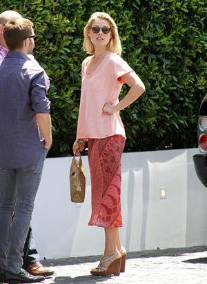 Ali Larter in Beverly Hills on June 8, 2012