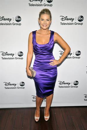 Elisha Cuthbert ABC 2013 Winter TCA Tour Red Carpet Event in Pasadena - 01/10/2013