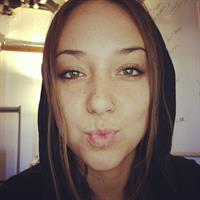 Remy LaCroix taking a selfie