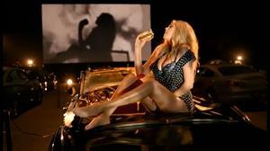Kate Upton in lingerie