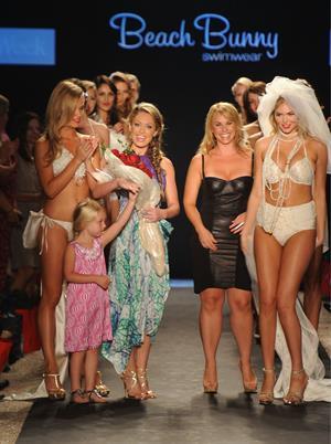 Mercedes-Benz Fashion Week Swim 2012 in Miami Beach - July 15