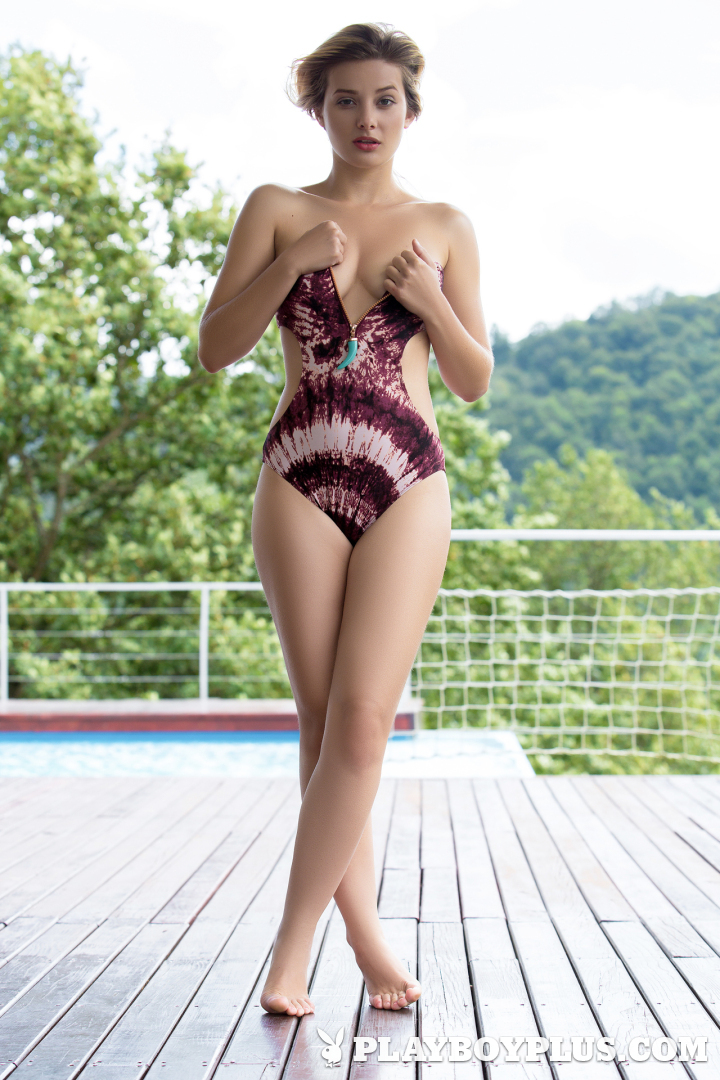 Playboy Cybergirl - Anna Tatu Nude Photos & Videos at Playboy Plus!