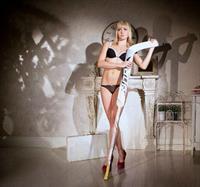Anna Prugova in a bikini