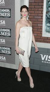 Ashley Greene New York premiere of Sherlock Holmes at the Alice Tully Hall Lincoln Center