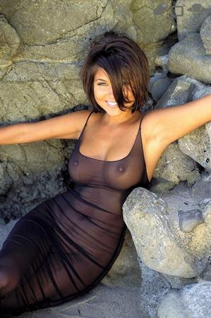 Tiffani Thiessen - breasts