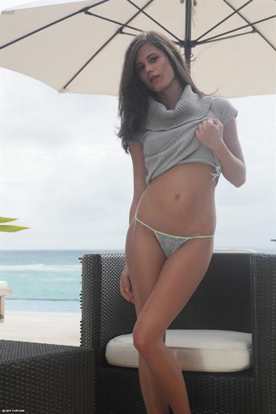 Little Caprice in a bikini