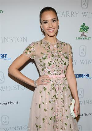 Jessica Alba The First Annual Baby2Baby Gala in Culver City