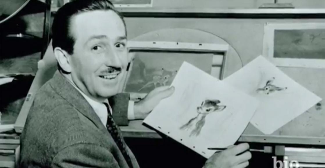 Walt disney essay
