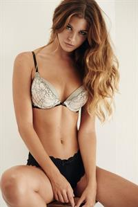 Carmella Rose in lingerie