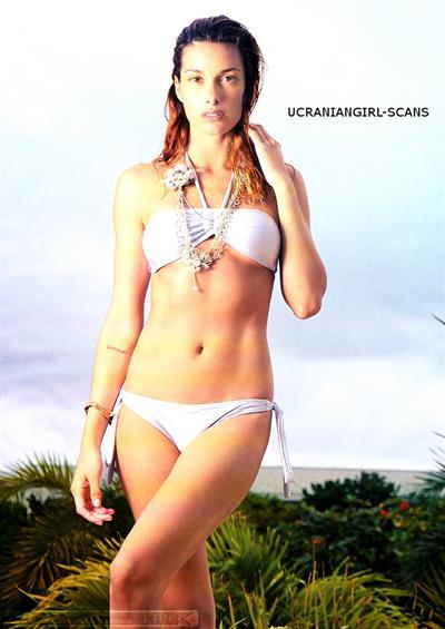 Florencia Gomez Cordoba in a bikini