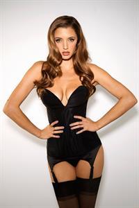 Alyssa Arce in lingerie