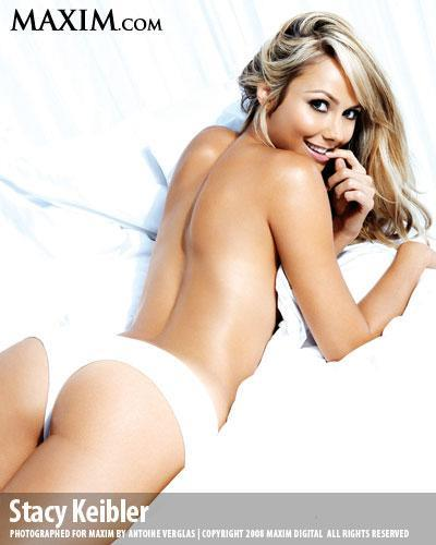 Stacy Keibler - ass
