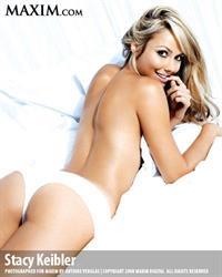 Stacy Keibler - ass
