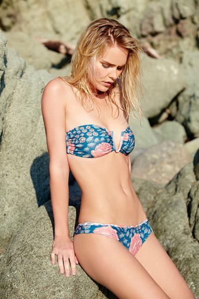 Shelby Keeton in a bikini