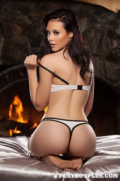 Playboy Cybergirl - Iana Little Nude for Playboy Plus!