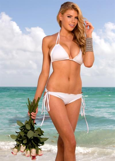 Summerlove Swimwear - white wedding collection (White Ruffle Bottom)