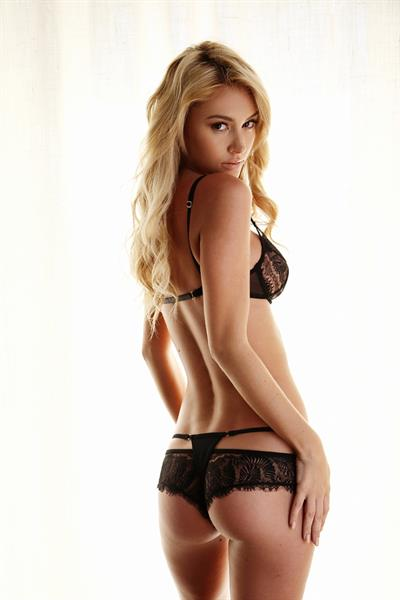 Bryana Holly in lingerie - ass