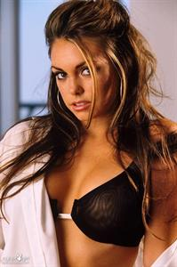 Danielle Gamba in lingerie