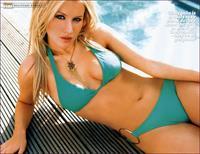 Tiffany Mulheron in a bikini