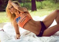 Jenna Renee in a bikini