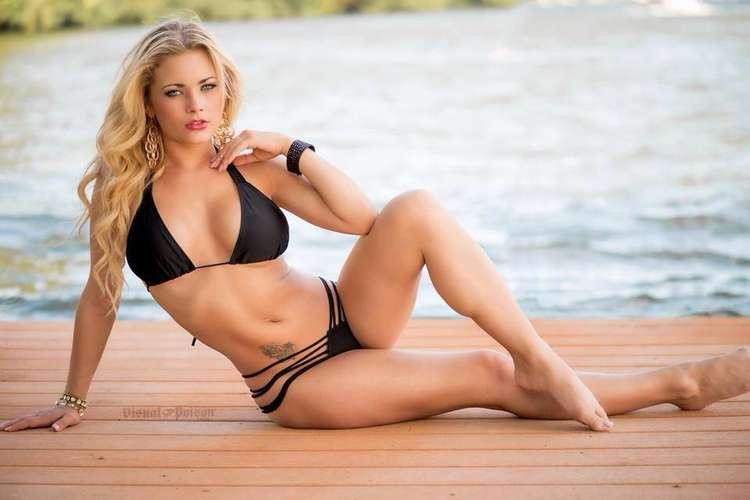 Jessi Marie in a bikini
