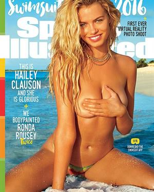 Hailey Clauson - Sports Illustrated Swimsuit 2016