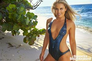 Sports Illustrated Swimsuit 2016 - Lindsey Vonn body paint