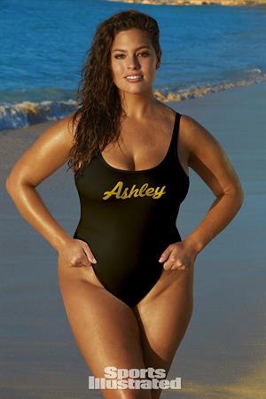 Ashley Graham - Sports Illustrated Swimsuit 2016
