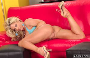 Kim Chambers from Penthouse Galleries