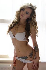 Natasha Kalashnikova in lingerie