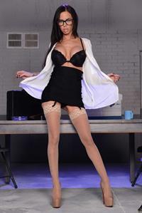 Brandy Aniston in lingerie
