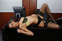Lyla Storm in lingerie