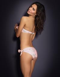 Katya Zalitko in a bikini - ass