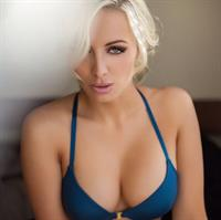 Annelise Marie in a bikini