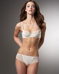 Rachel Alexander in lingerie