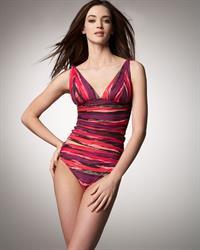Rachel Alexander in a bikini