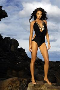 Emily Skye in a bikini