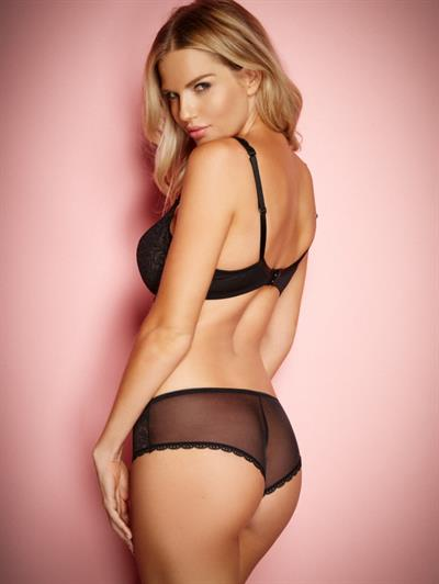 Rachel Mortenson in lingerie - ass