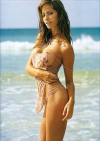 Ariadne Artiles in a bikini