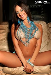 Mayra Veronica in lingerie