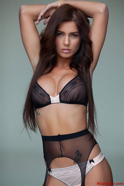 Alexa Varga in lingerie