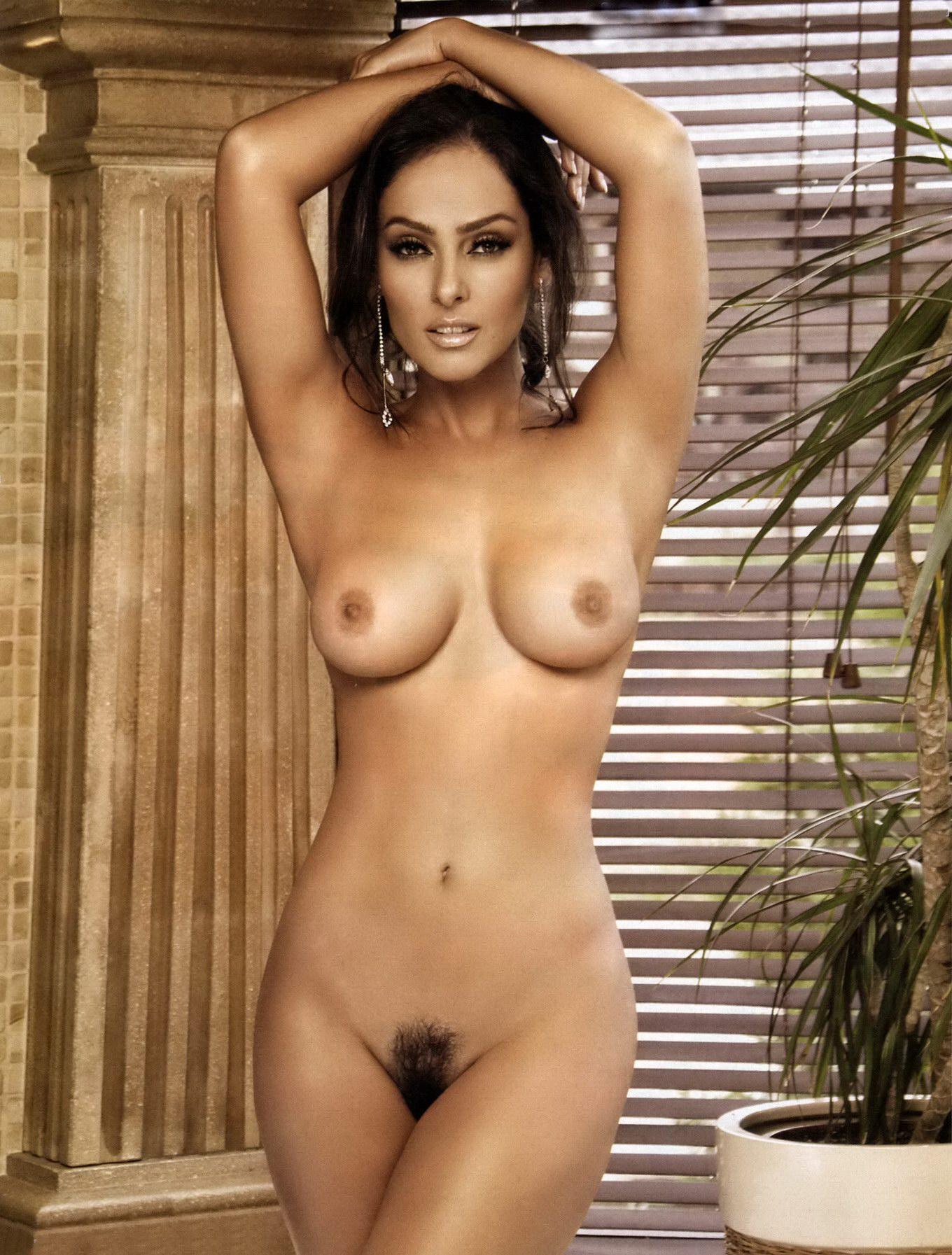 Mexicana babe nude 11